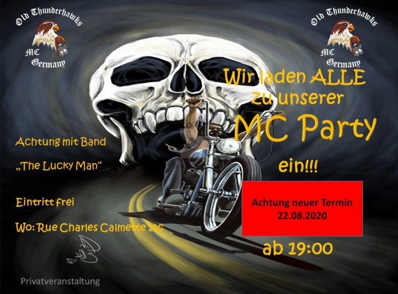 Old-Thunderhawks MC Berlin | Termine