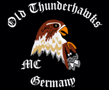 Old Thunderhawks MC Berlin